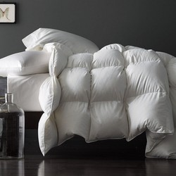 Legends luxury goose down comforter duvet for hotel and home