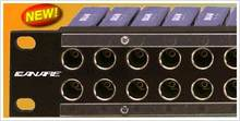75 OHM serial digital video patchbays