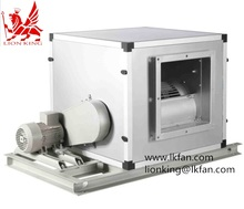 Fire Smoke Exhaust Ventilation Cabinet Fan Low Noise Centrifugal Fan