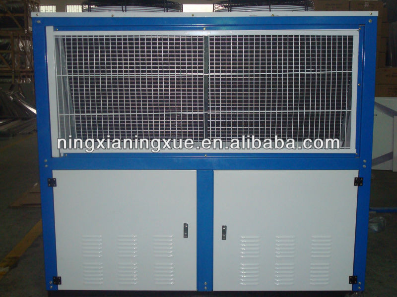 Germany SEMI-HERMETIC germany BITZER air chiller unit for cold room