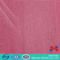 New products special design twill polyester/cotton denim fabric for wholesale