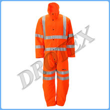 Cotton Fireproof Workwear for Fireman Uniform