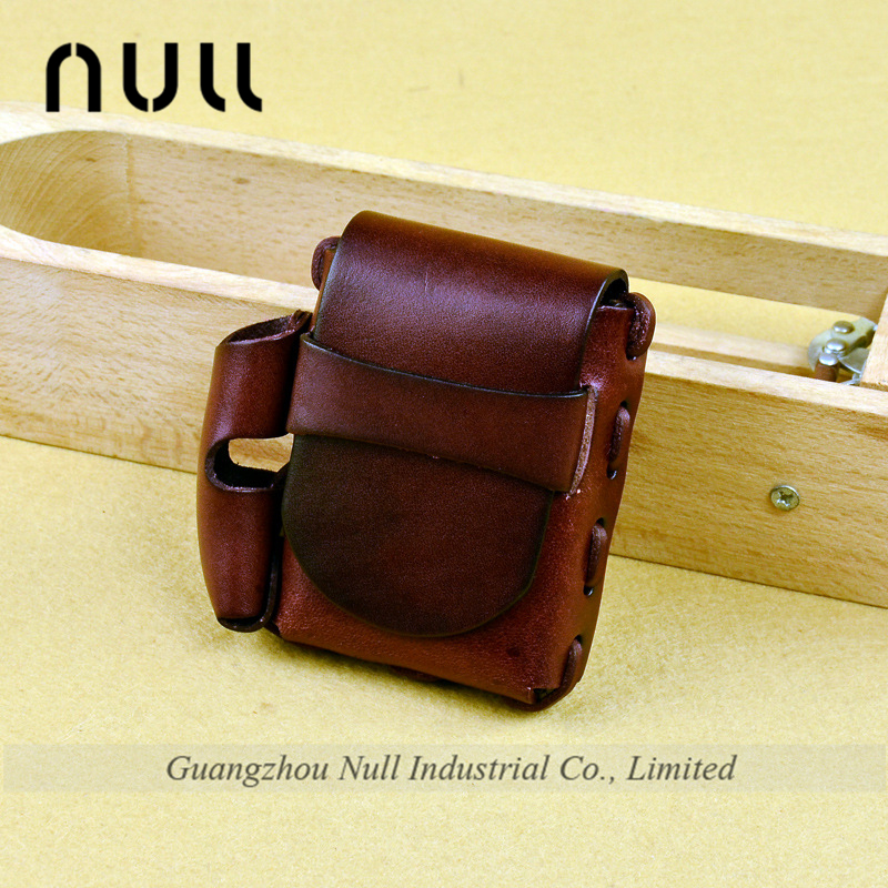 Good quality Genuine Leather Cigarette case