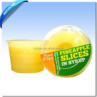 Kolysen Fruit Cup Lids Film for Jelly Packaging