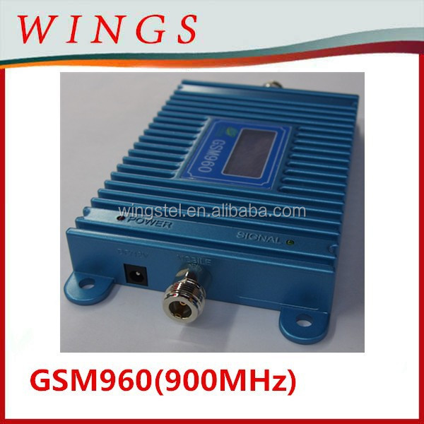 900 mhz cell phone signal booster GSM960 Repeater cellphone repeater/amplifier 500 square meters suitable