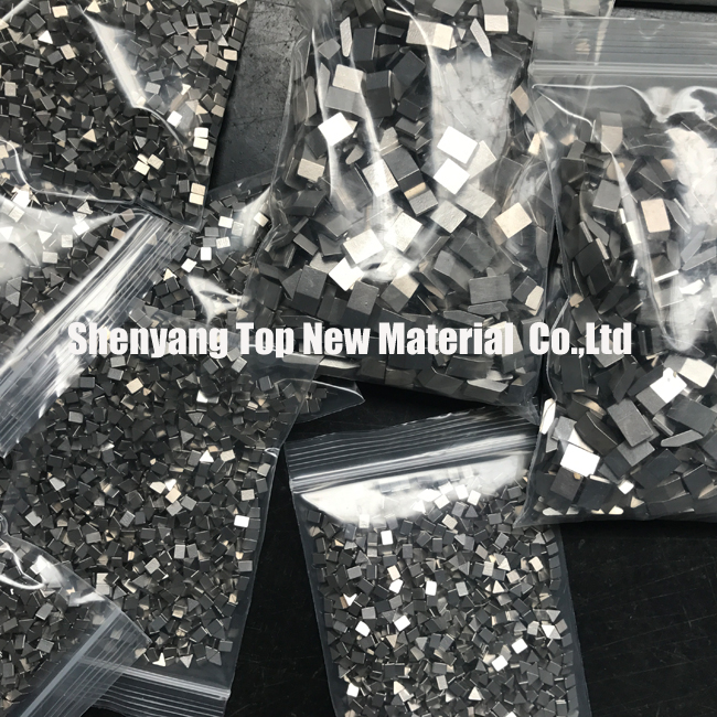 High erosion resistant stellite grade 12 circular saw tips