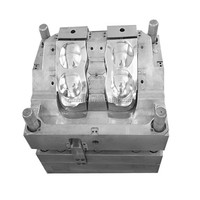 Top Quality Customized Auto Spare Parts Or Car Accessories Plastic Lampshade Injection Moulds