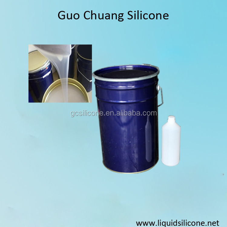 factory price liquid silicon rubber to make mold
