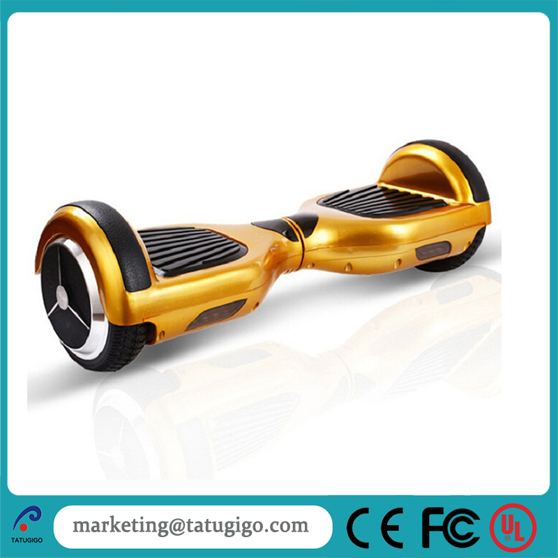 Gyroscope drifting portable transporter 6.5 inch self balancing electric smart personal scooter