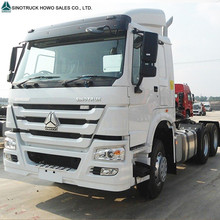 widely Used 6x4 10 Wheeler HOWO Tractor Truck