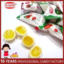 Fruit Center Filled Soft Milk Candy