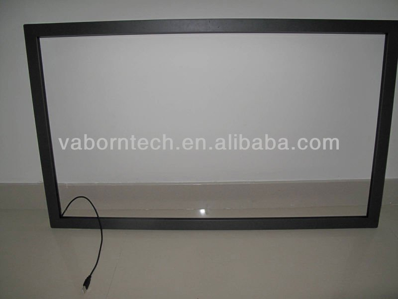 USB interface finger touch interactive panel, multi touch panel
