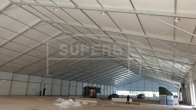 30x100m L Series Huge Party Tents Outdoor Marquee Event Fair Tents For Exhibition Sale