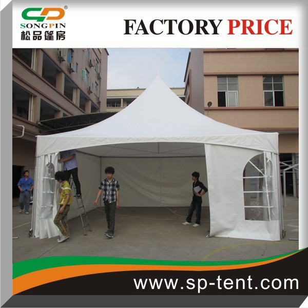 3x3m tensile tent for party