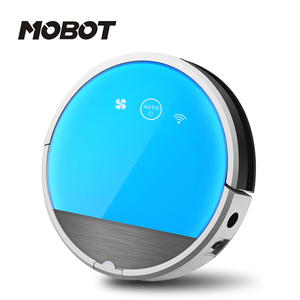 Automatically Sweeping Mopping Map Navigation WiFi APP Control Robotic Vacuum Wet and Dry Cleaner