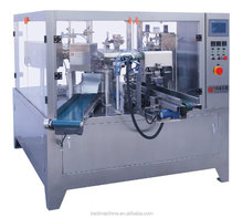KEDI Machinery Best Saler 1 kg Microwave Popcorn Automatic Rotary Packing Machinery