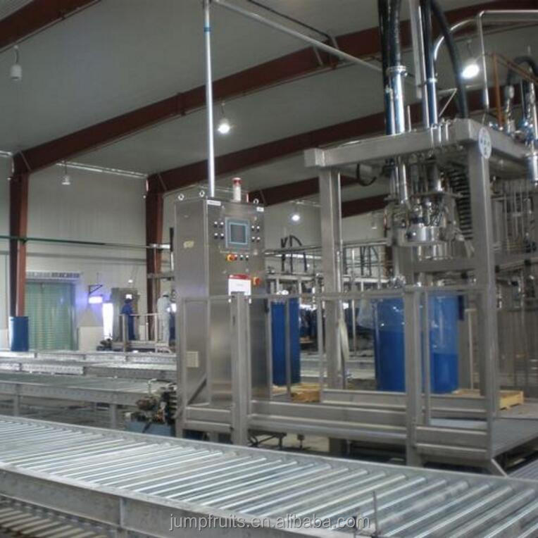 turnkey solution for ketchup production line sacues production