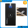 2016 Ultra thin portable slim charger wireless power bank malaysia for smartphones
