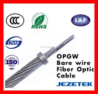 Ground Wire OPGW 12 core fiber optical cable