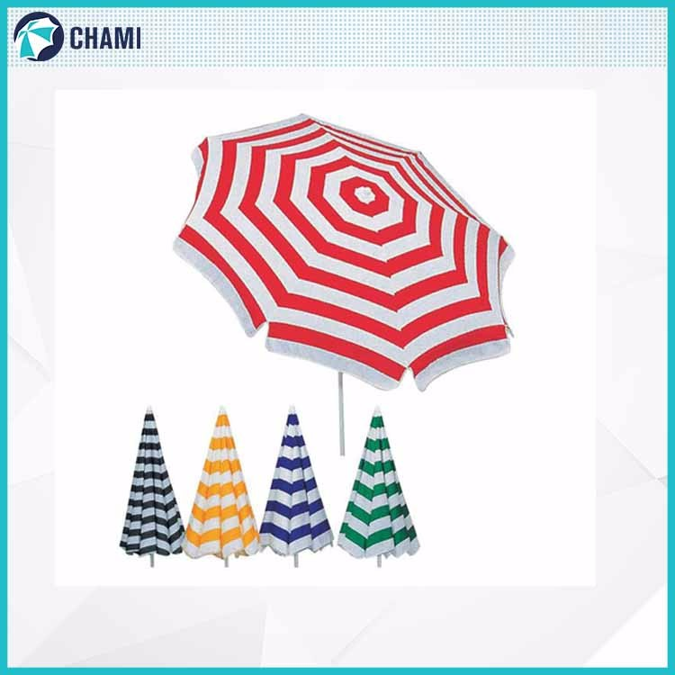 Superior fashion new model advertising outdoor beach umbrella