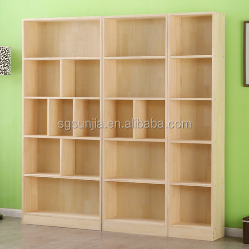 Office Furniture Wooden Bookcase/Bookshelf with cheap price