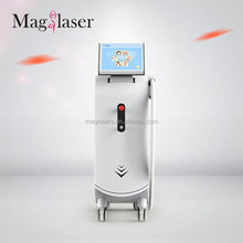 beijing High quality economic alexandrite laser 755nm 808nm diode laser beauty machine for hair removal