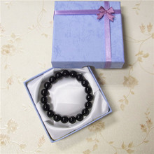 New Design Man Accessories Black Pearls Costume Jewelry Wholesale