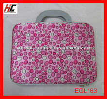 shoulder computer bags computer sleeve bag solar bag for charging computer and mobile phone