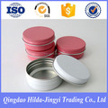 Cosmetic Cream Aluminum Can/Tin/Jar/Container