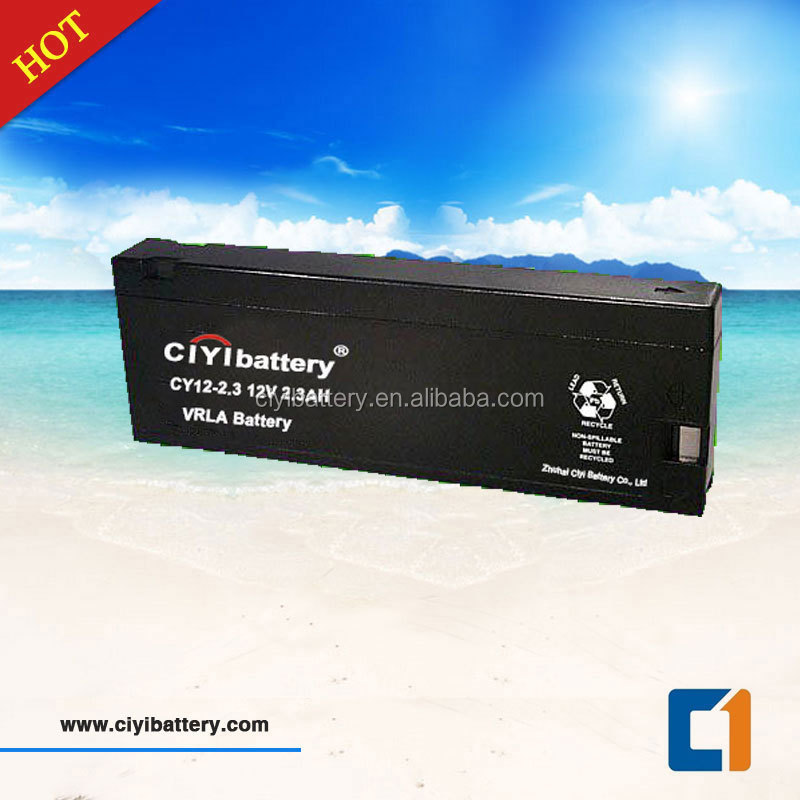 VRLA SLA MF 12v 2.3ah lead acid battery