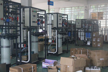 Efficient Filtration Desalter 20TPD Seawater Treatment Water Desalination Units