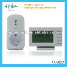 voltage current online din rail power meter display 100m electromechanical kwh energy meter lcd