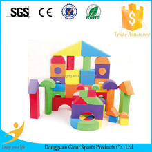 Soft foam eva enlighten brick building block toys