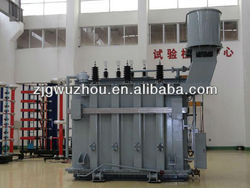 40000kVA, 35kV, Three windings, On-load Tap Changing/OLTC, Arc Furnace Transformer