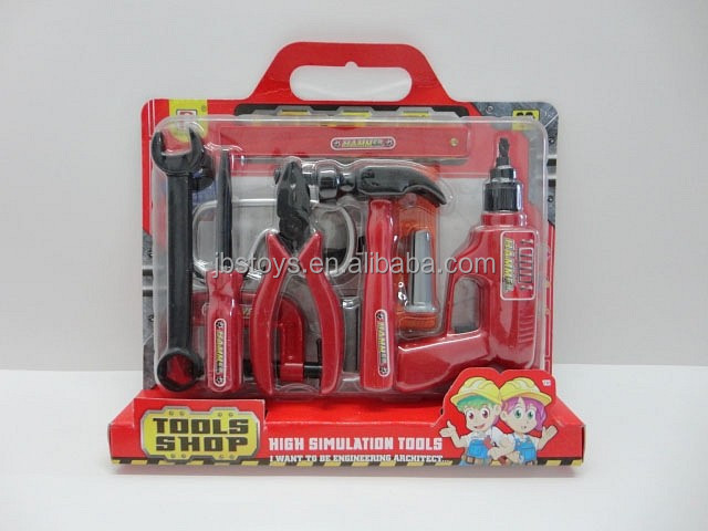 Popular Home Playing Tool Toy For Kids Camping Tool Toy Non-toxic Tool Set Toy TT13010021