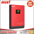PV Solar Power Inverter 5KVA 48V 230VAC with 80A MPPT Controller