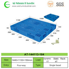 No.184 Export to UAE plastic euro wood pallet
