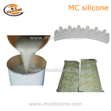 RTV silicone 2 Compound Rubber for Stone Mold Making