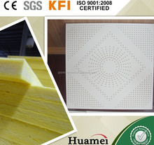 Sound insulation board and ceiling/dumboard/ acoustical screen /acoustic lining and barriers