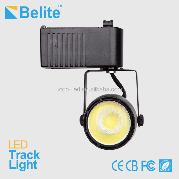 mini cob led track spotlights 40w 28w hight brightness
