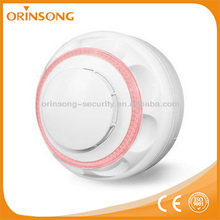 Combined Gas and Heat Detector, Ceiling Mounted fire alarm system gas detector