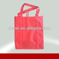 Recycled blank tote shopping bags Chinese suppliers non woven bags