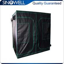 Factory Wholesale Price Quality Assured hydroponics systerm portable dark room/tent rooms
