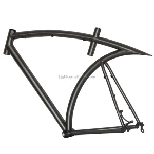 COMEPLAY new design titanium road bike bicycle frame with disc brake
