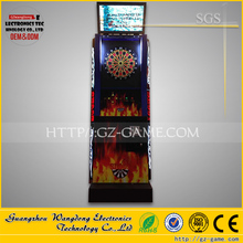 High profit !coin operated dart boards electronic dart/ dart flights for sale