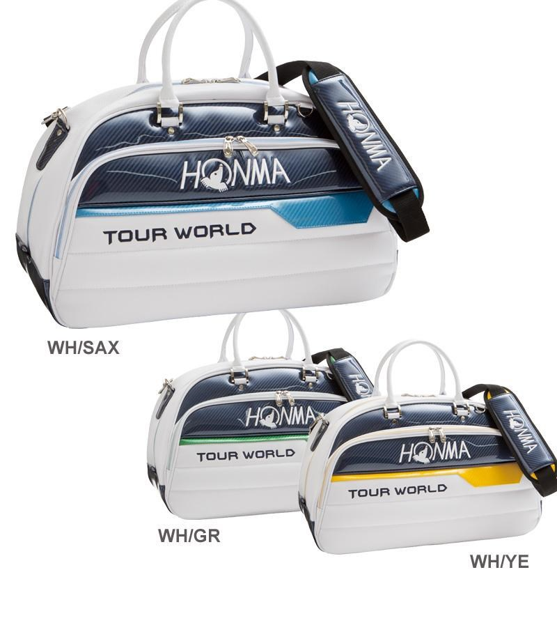 TOUR WORLD Honma Boston bag BB-1503 2015 Tournament professional model