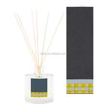 2016 New Style Air Fresheners, reed diffuser with nature sticks for bedroom and office, a gift set