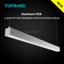 Outdoor Led Linear Light with Scale Line ip65 led tri-proof light fixture smd led lighting