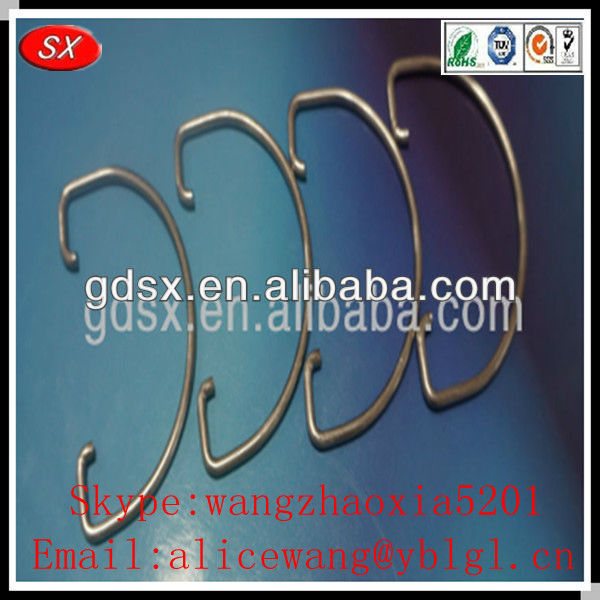 Customised various decorative wire form,wire forming product,craft wire form in dongguan, ISO9001 passed