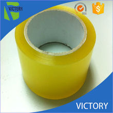 Popular Factory Directly Selling Plastic Material Premium Grade Boxes Bopp Tape Jumbo Roll For Packaging